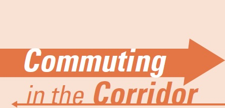 Commuting in the Corridor Cover